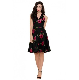 Voodoo Vixen Beth Perfect Summer Garden Party Dress