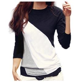 Women's Retro Cotton 3 Colour Blouse