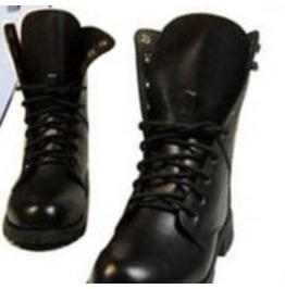 Black Gothic Combat Boots