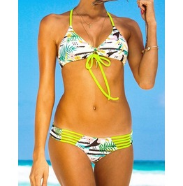 Sexy No6 Various Print Bikini Swimsuit