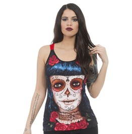Jawbreaker Clothing Mexican Dame Vest