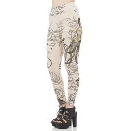 Jawbreaker Cloyhing Sea Witch Steampunk Leggings