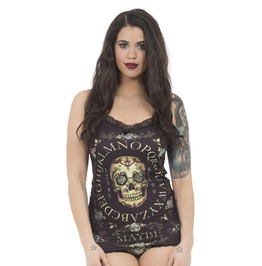 Jawbreaker Clothing The Clock Is Ticking Cami
