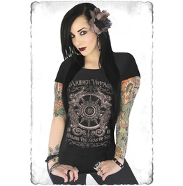 Maiden Voyage Women's Crew Neck Tee