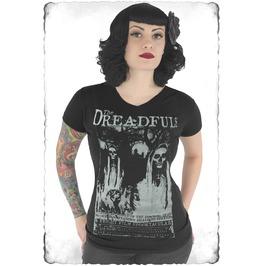 The Dreadfuls Women's Crew Neck Tee (Glow In The Dark)