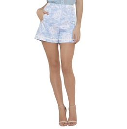 Voodoo Vixen Jeanette Nautical Shorts