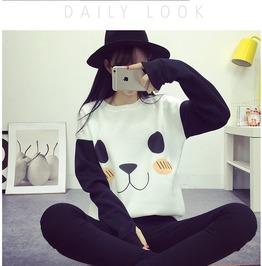 Sudadera Panda Sweatshirt Wh077