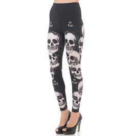 Jawbreaker Clothing Do No Evil Leggings