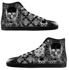 Skull Shoes | RebelsMarket