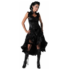 Jawbreaker Clothing Gothic Velvet Dress