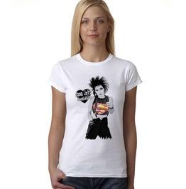 Joan Jett Shirt Rock Band T Women The Blackhearts American Tshirt Cotton