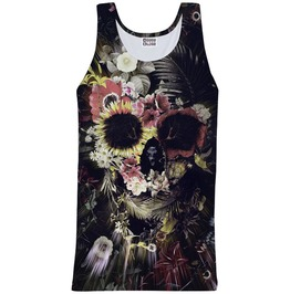 Memento Mori Tank Top From Mr. Gugu & Miss Go