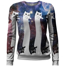 To The Infinity And Beyond Sweater From Mr. Gugu & Miss Go
