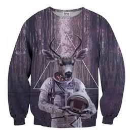 Astrodeer Sweater From Mr. Gugu & Miss Go