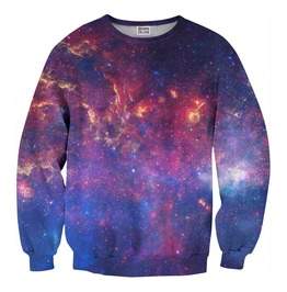 Purple Nebula Sweater From Mr. Gugu & Miss Go