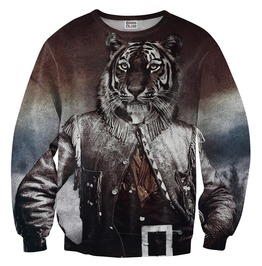 Colonel Tiger Sweater From Mr. Gugu & Miss Go