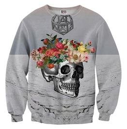 Skull Sweater From Mr. Gugu & Miss Go