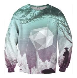 Tree Diamond Sweater From Mr. Gugu & Miss Go