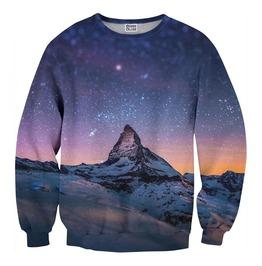 Colorado Sunrise Sky Sweater From Mr. Gugu & Miss Go