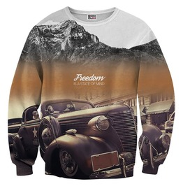 Freedom Ride Sweater From Mr. Gugu & Miss Go
