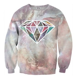 Colorful Diamond Sweater From Mr. Gugu & Miss Go