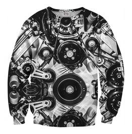 Machine Sweater From Mr. Gugu & Miss Go