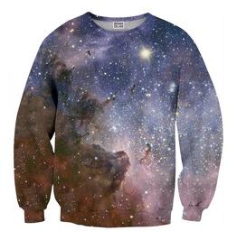 Violet Nebula Sweater From Mr. Gugu & Miss Go