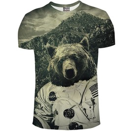 Nasa Bear T Shirt From Mr. Gugu & Miss Go
