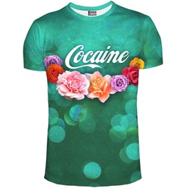 Cocaine T Shirt From Mr. Gugu & Miss Go