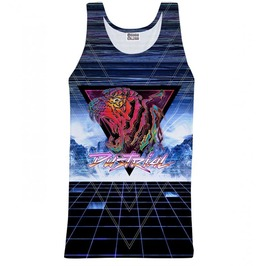 Tiger 80's Tank Top From Mr. Gugu & Miss Go