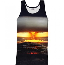 Kaboom Tank Top From Mr. Gugu & Miss Go