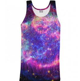 Fireworks Tank Top From Mr. Gugu & Miss Go