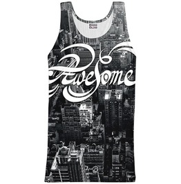 Awesome Tank Top From Mr. Gugu & Miss Go