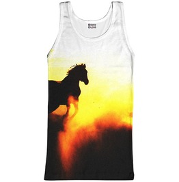 Mustang Tank Top From Mr. Gugu & Miss Go