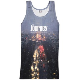 The Journey Tank Top From Mr. Gugu & Miss Go