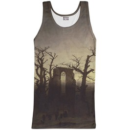 Dark Gate Tank Top From Mr. Gugu & Miss Go