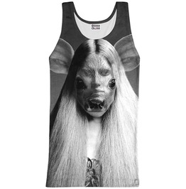 Psyhodelic Tank Top From Mr. Gugu & Miss Go