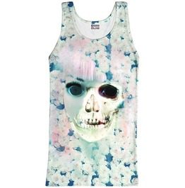 Roses Girl Tank Top From Mr. Gugu & Miss Go