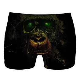 Dark Chimpanzee Underwear From Mr. Gugu & Miss Go