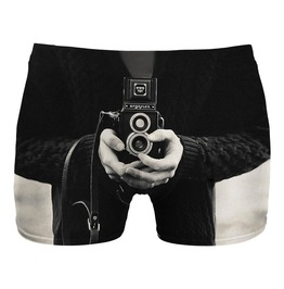 Camera Underwear From Mr. Gugu & Miss Go