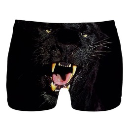 Black Pantera Underwear From Mr. Gugu & Miss Go