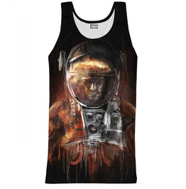 Astronaut Tank Top Women From Mr. Gugu & Miss Go