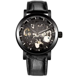 Classic Design Roman Numerals Skeleton Watch V1