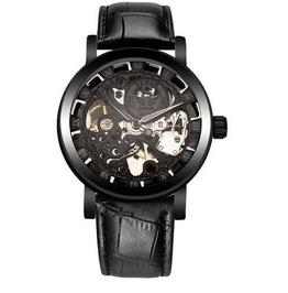 Classic Design Roman Numerals Skeleton Watch V1