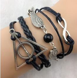 Handmade Best Gift Charm Bracelet Infinity Bracelet