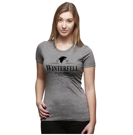 Womens Winterfell Stark Brewing Winter Ale. Great Movie T Shirt.