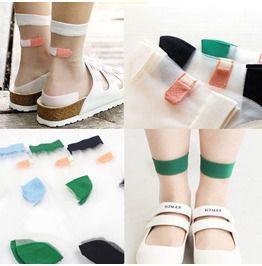 Calcetines tiritas band aid socks wh119 socks