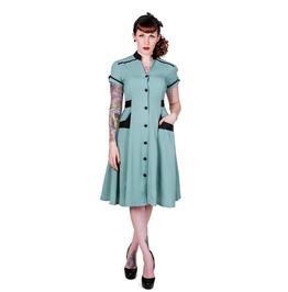 Banned Apparel Green Old Vintage Dress