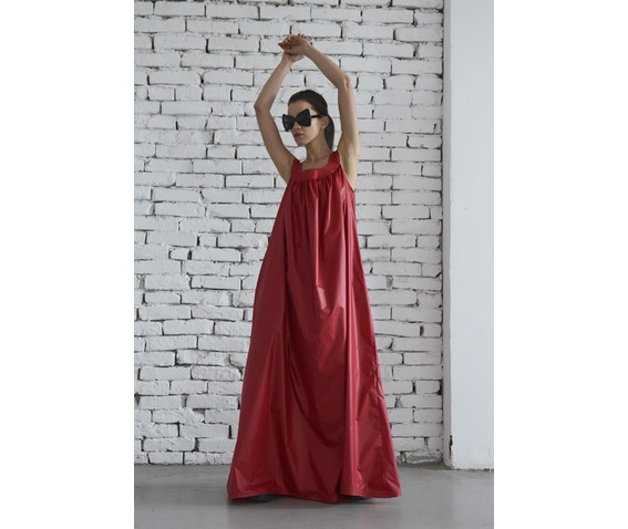 red_kaftan_loose_dress_oversize_red_tunic_summer_red_dress_dresses_6.jpg