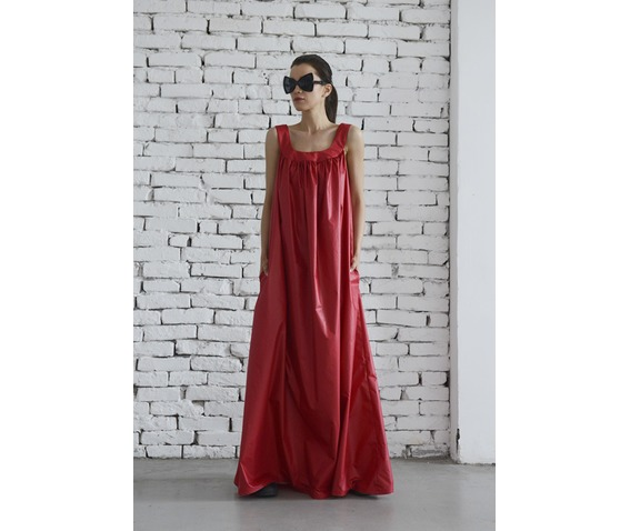 red_kaftan_loose_dress_oversize_red_tunic_summer_red_dress_dresses_4.jpg